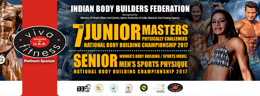 7th Junior / Masters / Physically Challenged & Senior Women's Body Building / Senior Men's Sports Physique / Senior Women's Sports Model  National Body Building Championship